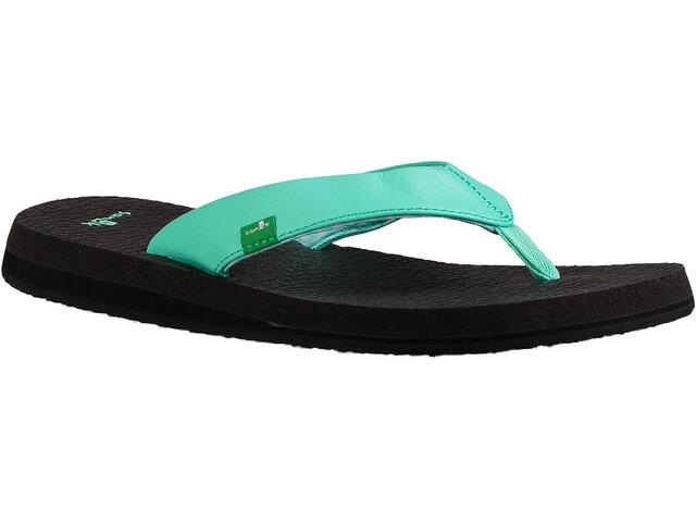 Sanük Yoga Mat Sandals Women Opal